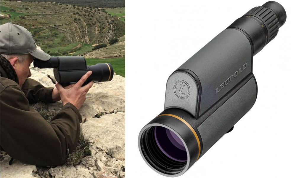 Telescopio leupold gold ring 12 40x60 hd
